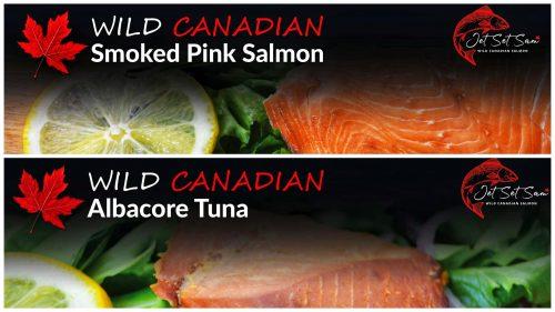 Smoked Albacore Tuna