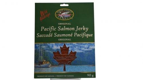 original salmon jerky