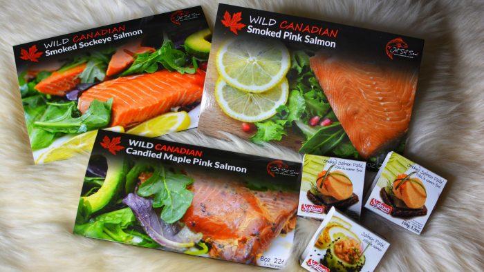 Salmon Christmas Gift